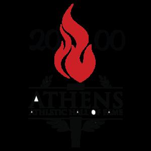 athens hall of fame logo 2000
