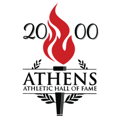 athens hall of fame logo 2000