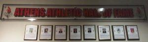 wall of athens hall of fame
