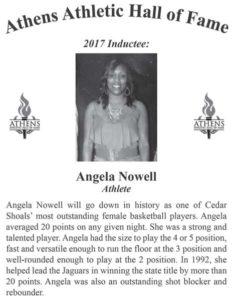 Angela Nowell