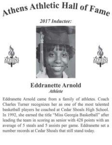 Eddranette Arnold